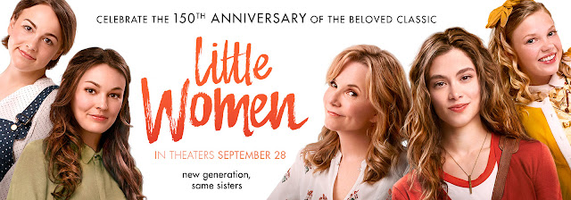 Little Women Fandango movie ticket Giveaway: In theaters 9/28 #ad #LittleWomenL3