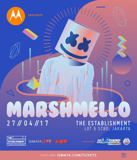 Marshmello Live in Jakarta - Lorong Musik