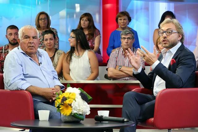 Ex-emigrante em Maiorca reencontra filhas que tinha perdido contacto