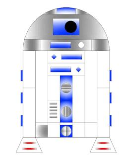 dessin-de-r2d2-2 Comment dessiner R2D2