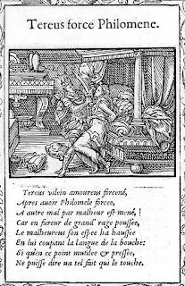 Gravure du 16 ème siècle