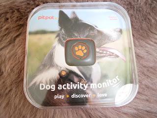 Pitpat dog activity tracker