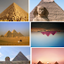 The perfect picture that is pyramids of Giza
