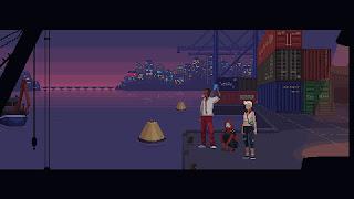 Sobre el videojuego The Red Strings Club
