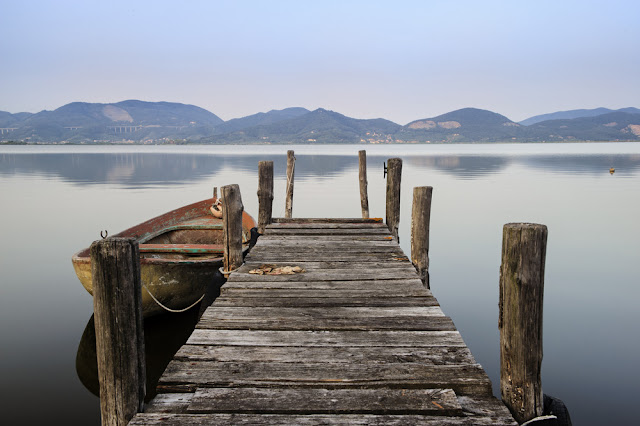 Massaciuccoli lake