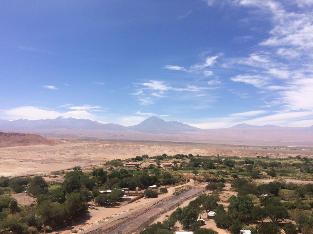 Connie's World Adventure!: San Pedro de Atacama, Chile: Entering the