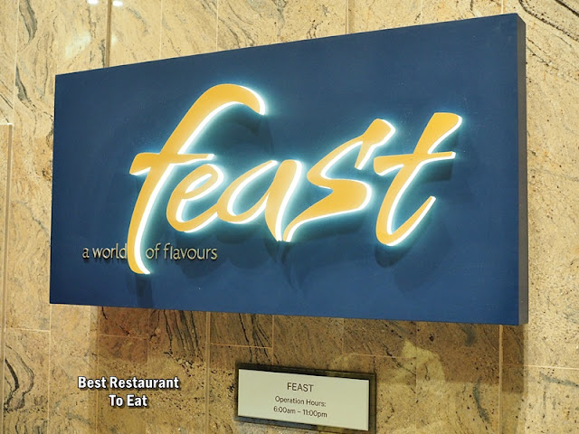 Sheraton Petaling Jaya  Hotel  - Feast Restaurant Buffet Menu Price