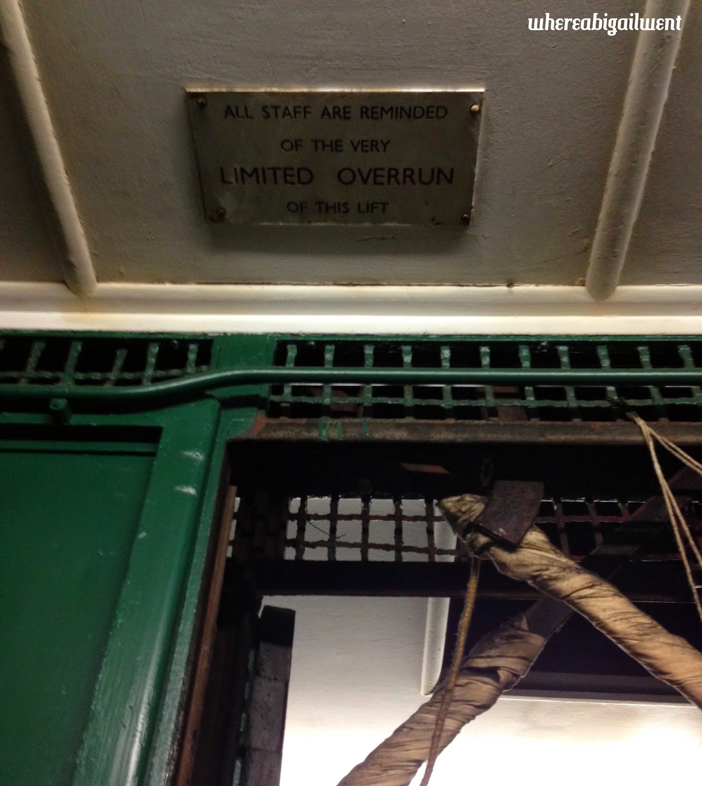 Lifts from 1907