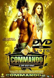 Commando – DVDRip AVI + RMVB Legendado
