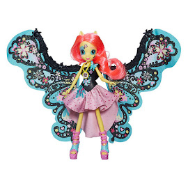 MLP Equestria Girls Ponymania Time to Shine Fluttershy Doll