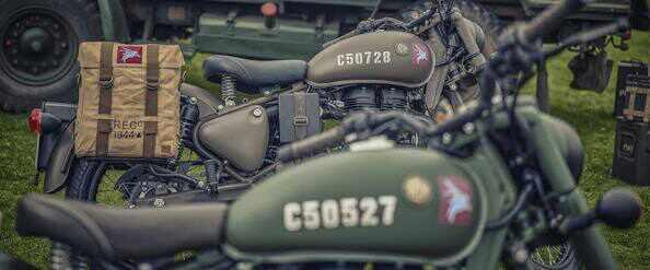motor baru berdesain klasik