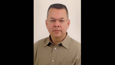 We all join you in prayer & fasting for our dear brother Andrew Brunson | Moderator Sutlej Church and others