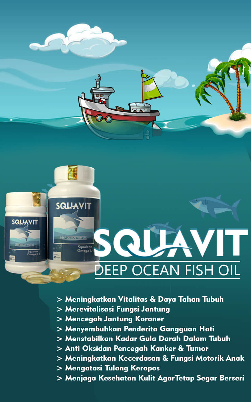 Gak Nyangka 10 Manfaat Minyak Ikan Hiu Squavit Softgel Yang Hebat Kapsul 1000mg