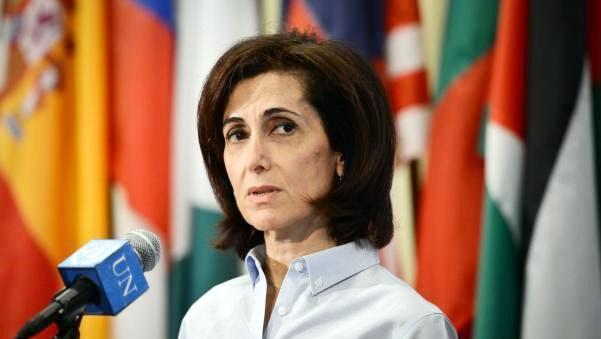 Primeira mulher árabe a dirigir o conselho de segurança da ONU