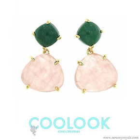 Queen Letizia Jewels Coolook Sarin Earrings