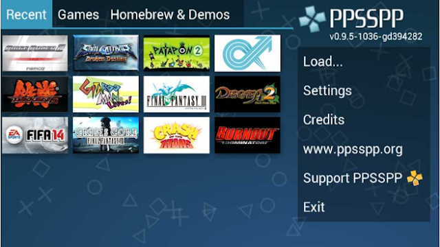 Kumpulan Game PSP PPSSPP High Compressed