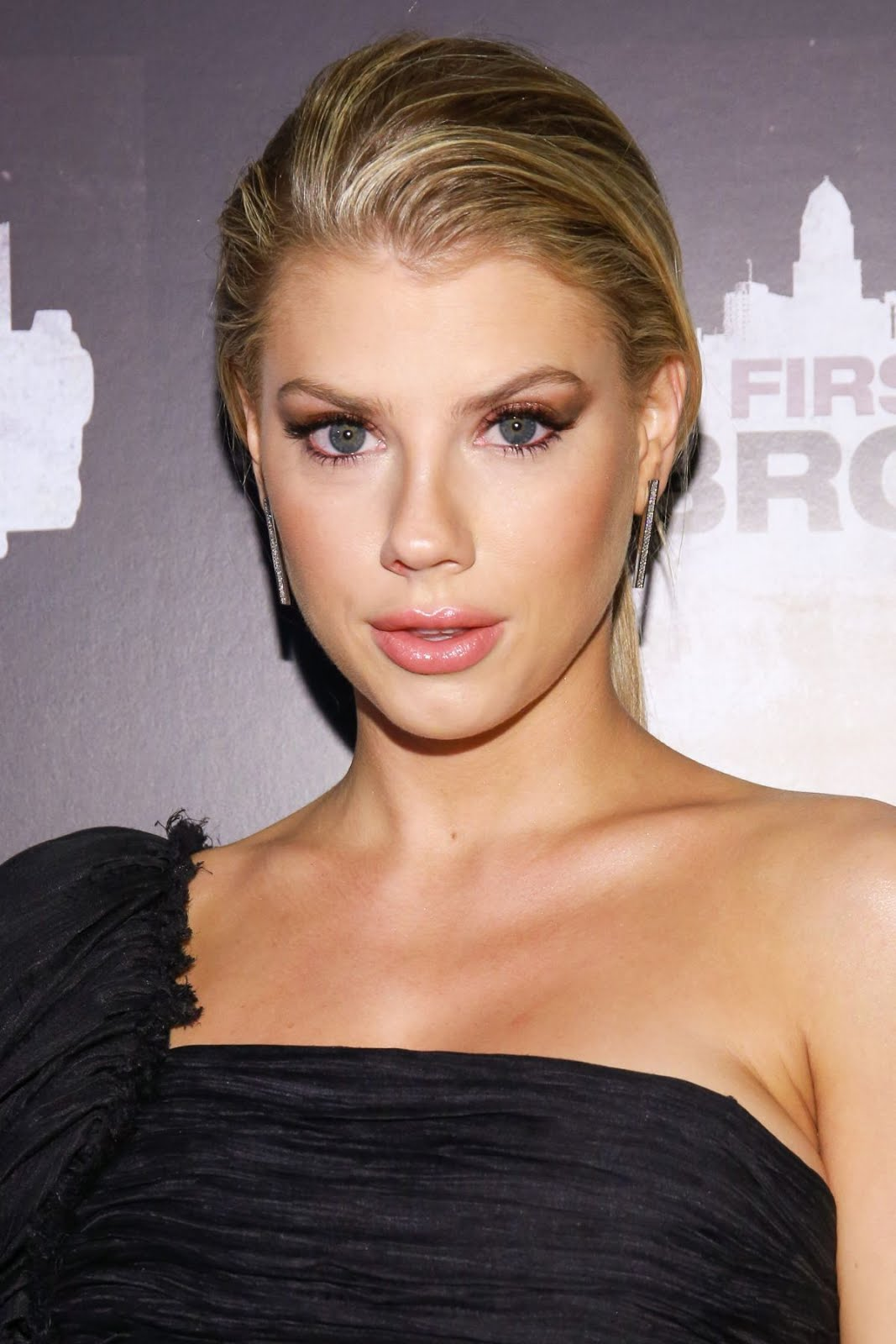 Charlotte Mckinney First We Take Brooklyn Premiere New York