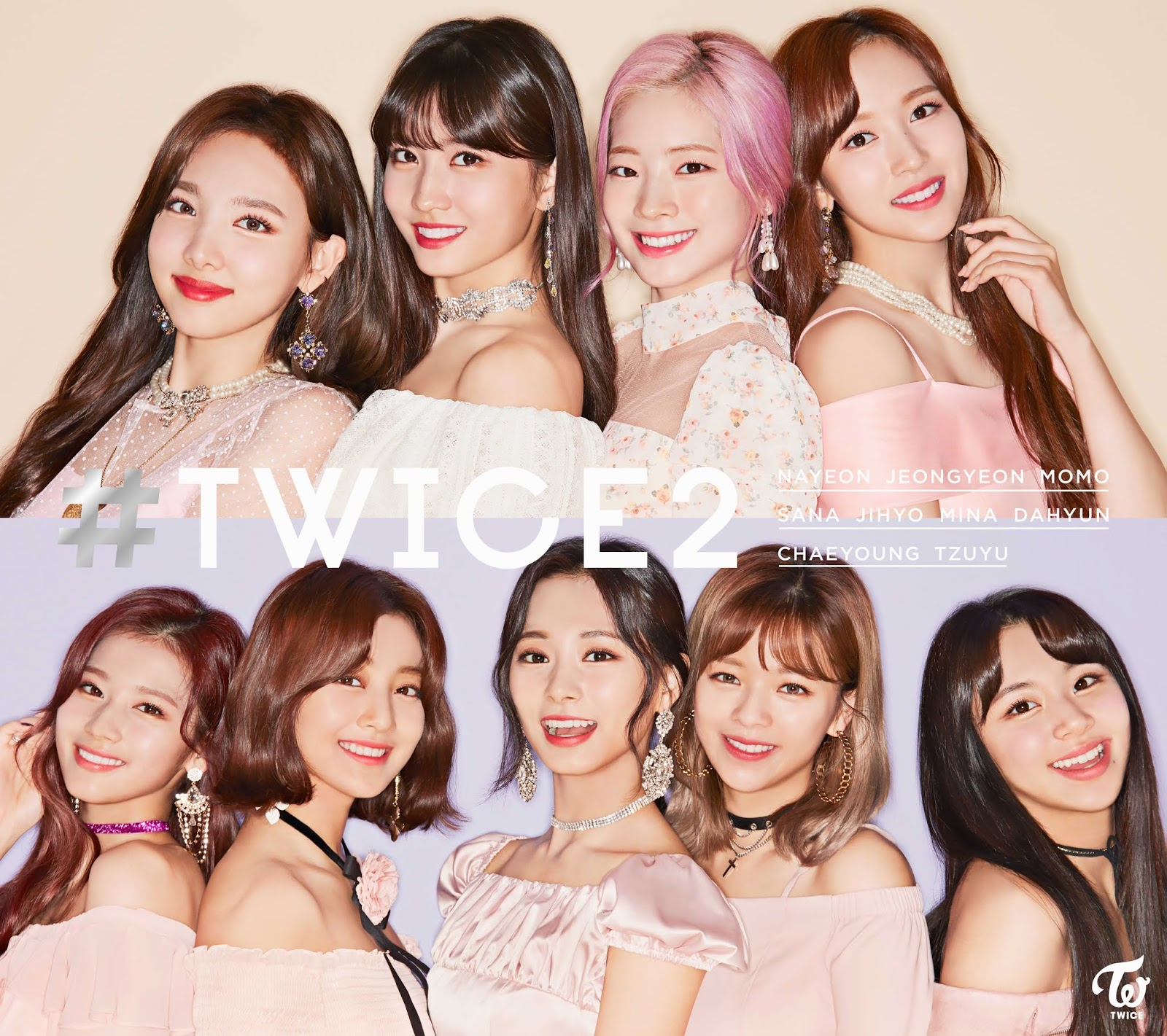 [DVD] TWICE - #TWICE2 [Limited Edition/Type B] [06.03.2019]
