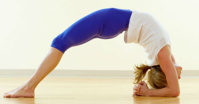 Posturas De Yoga Para Adelgazar 4