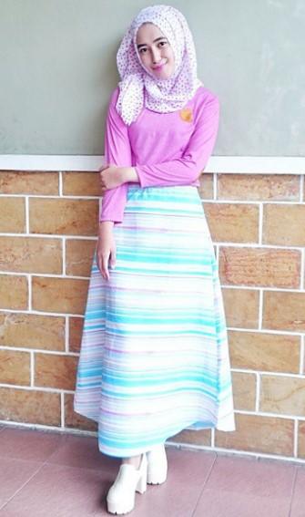 30 Tutorial Fashion Hijab Modern Trend 2018 Syar 39 I