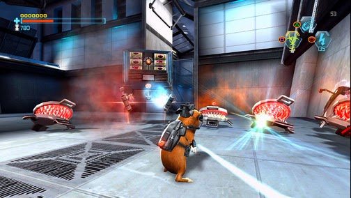 G-Force Game for PC