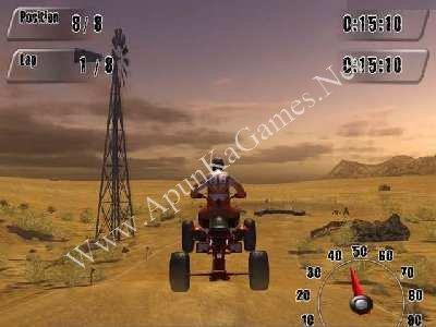 ATV GP - PC Game Download Free Full Version