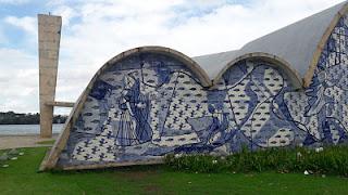 Igreja de São Francisco de Assis Lagoa da Pampulha