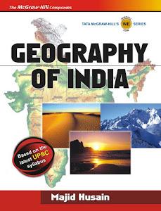 Geography of India by Majid Husan  Image