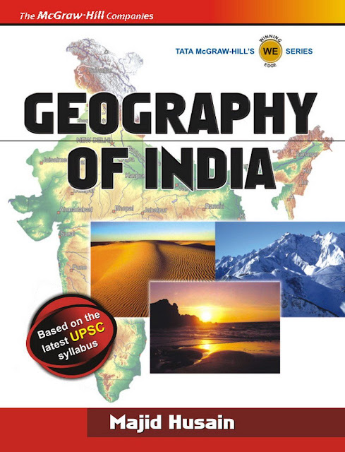 Geogarphy of India by Majid Husain pdf