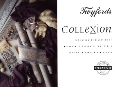 Twyford Collexion first brochure front cover 1990