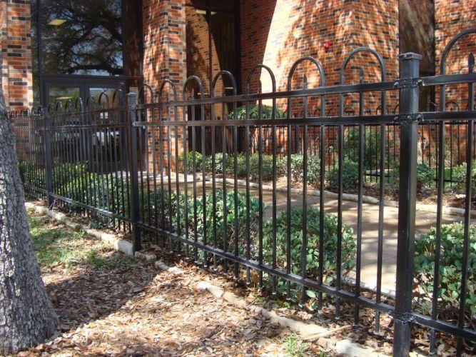 Decorative Metal Fencing Panels