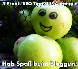 seo tipps für anfänger, tipps für blogger, hab spaß beim bloggen