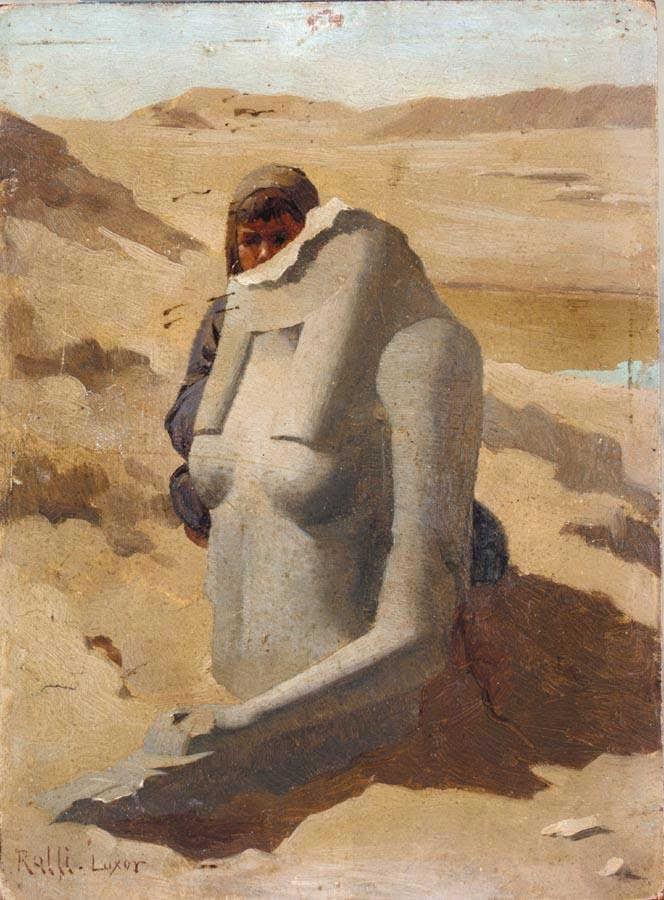 لوحات Orientalist للفنان John Frederick Lewis - Part1