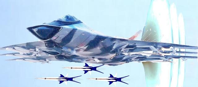 Έρχεται και είναι διαστημικό: Το MiG-41, «πνευματικός διάδοχος» του MiG-31 – Δείτε βίντεο