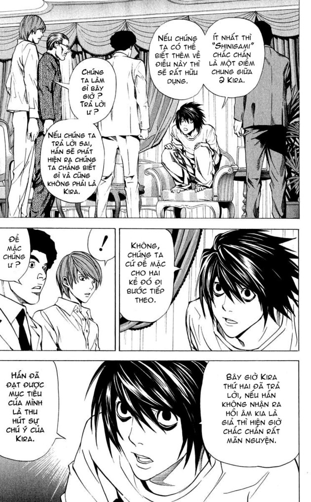 Death Note chapter 027 trang 6