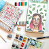 Art Journal Tools to Take When Traveling