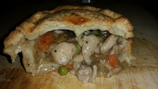 Wilfreds Chicken and Vegetable Pie Review