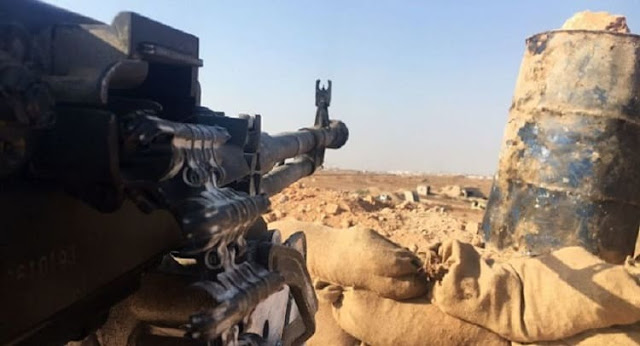 تصعيد في الجنوب السوري ..يمهّد لحسم بالمفاوضات أو النار.؟