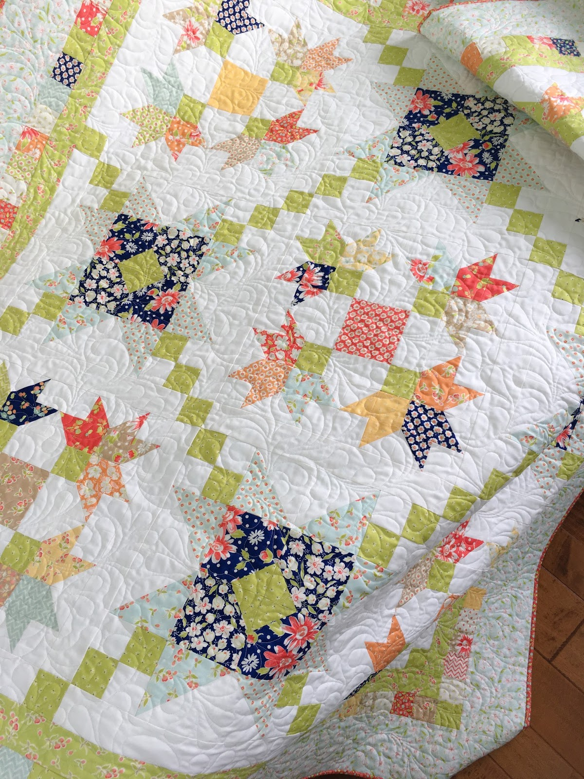 Carried Away Quilting New Patterns Purely Petals And