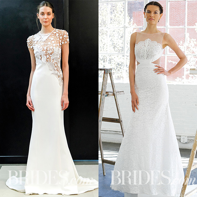 Runway Spring 2017 Bridal Gowns Trends | Brides Bridal Ideas
