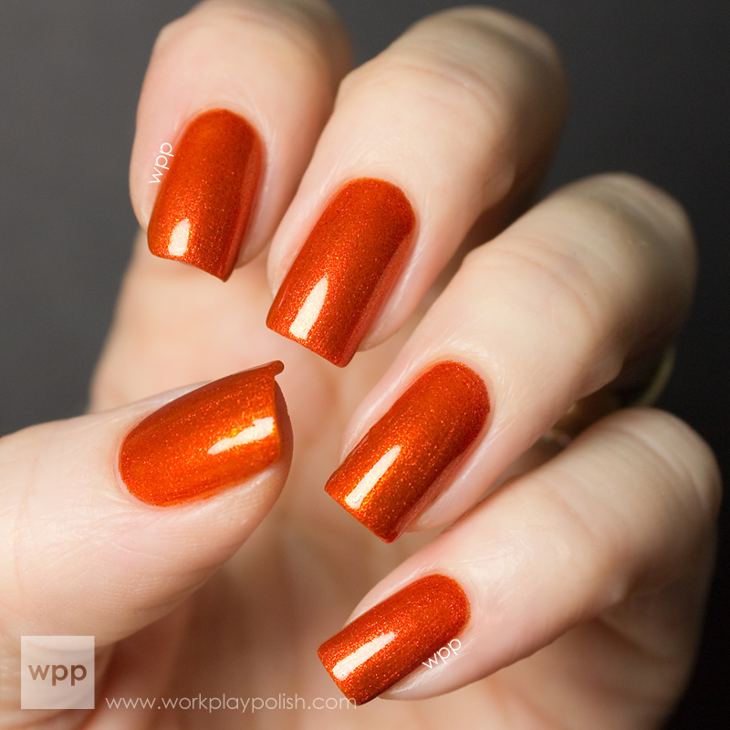 Butter LONDON Sunbaker from the Summer 2013 Holiday Collection