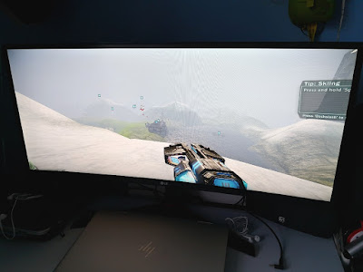 REVIEW: LG UltraWide Curved Gaming Monitor | The Test Pit