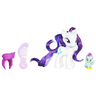 My Little Pony Single with DVD Rarity Brushable Pony