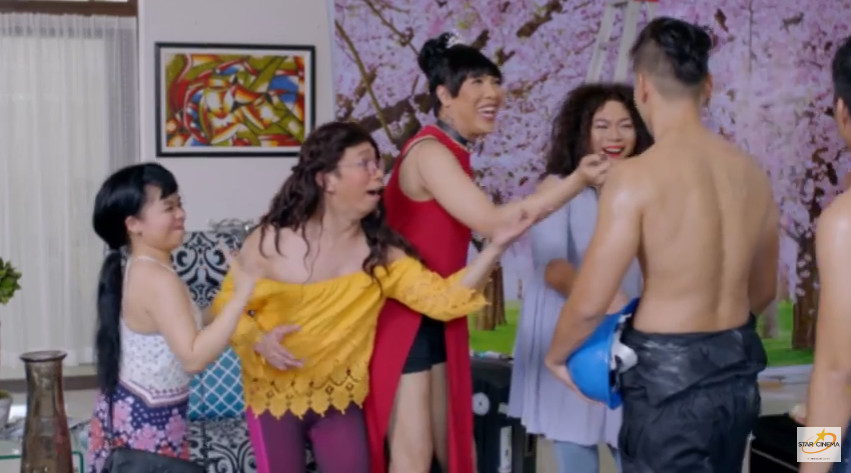 The Super Parental Guardians 2016 Vice Ganda Comedy film after Wenn Deramas loud gay comedy stereotype Vice Ganda brand of humor