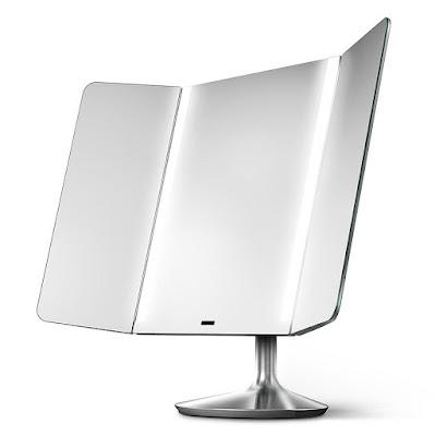 App-Enabled Lighted Vanity Mirror