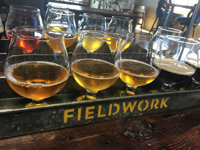 Fieldwork Brewing Company | A Hoppy Medium