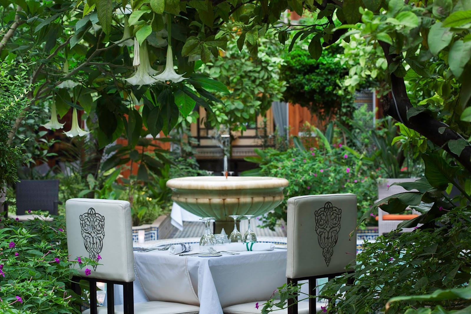 Hotel Medina Garden Marrakech Adrebe