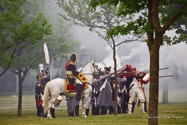 Batalla de Vitoria por El Guisante Verde Project
