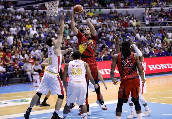 Ginebra vs San Miguel Game 3 PBA Commissioner's Cup Finals 2018