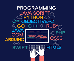 Programming Language Used For Different Work